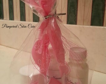 Sample Size Spa Gift Bundle - Spa Collection for your Body