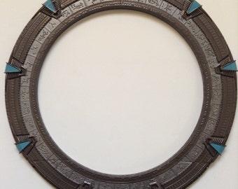 "Stargate Atlantis Gate Model/Ring/Replica 11 1/4"" (28.6cm)"