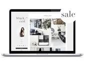 Responsive Wordpress Theme - Black Ink
