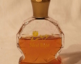 Vintage Countess Maritza Silent Night Perfume 1oz near full