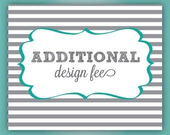 Addition Design Work