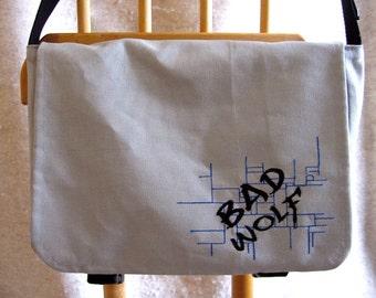 Bad Wolf Tablet / Netbook Bag