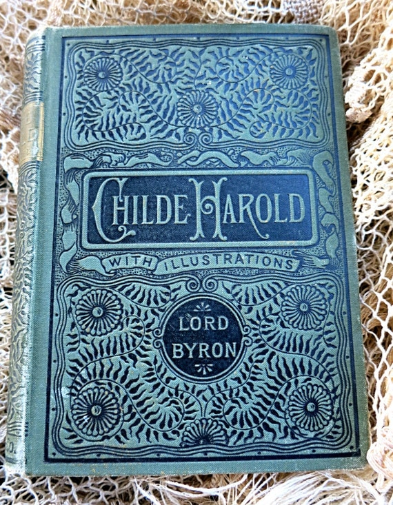 an analysis of lord byrons childe harolds pilgrimage Childe harold's pilgrimage childe harold's pilgrimage canto the fourth lord installment of byron's most popular poem childe harold travels in italy and.