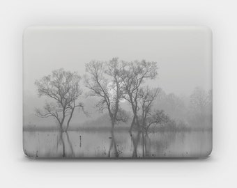 Transparent MacBook Skin MacBook Sticker MacBook Decal Laptop Skin Laptop Sticker MacBook Air MacBook Pro – Marsh Land