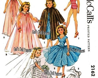 "10-1/2"" Sweet Sue Wardrobe Pattern"