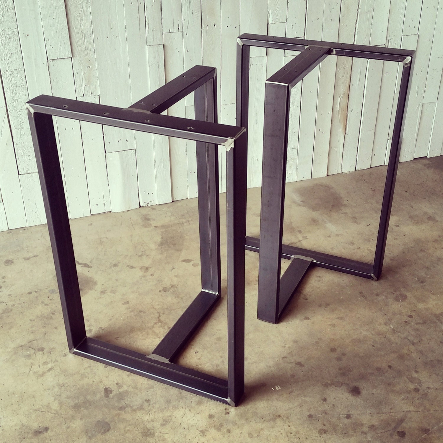 metal pub height table legs