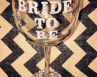 BLING BRIDE CUP
