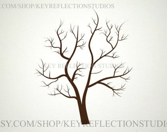 Tree Silhouette Wall Decal