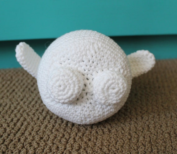 Free Knitting Patterns For Toys And Dolls : Addie the Adipose Crochet Pattern - Doctor Who Inspired from justasimplestitc...