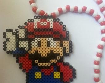 Mario Kandi Necklace// Mario//Mario Brothers//