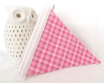 Baby Girl Fabric Bunting - Pinks - Handmade - Nursery & Gift
