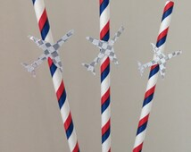 Awesome Airplane Travel Themed Straws!!! Adds that POP to your party!