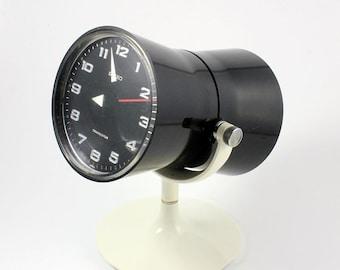 Vintage Space Age Seiko Japanese Clock: Model TTZ-114