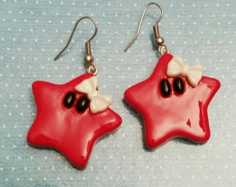 Sweet earrings Star :)