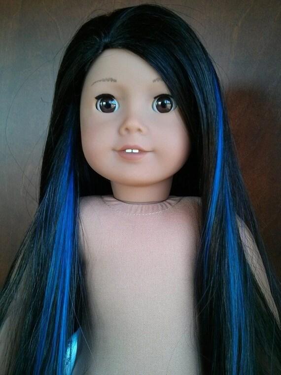 American Girl Doll Wig 82