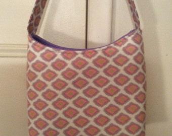Pink/Purple Handbag