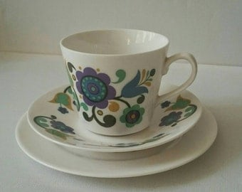 Gainsborough Bone China Trio