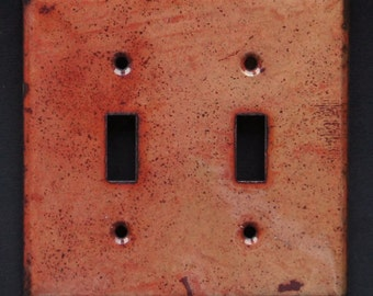 Double toggle Switchplate