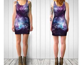 NEBULA Bodycon Dress