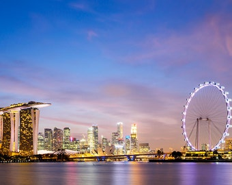 Singapore - City Downtown - SKU 0179