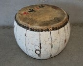 Antique Japanese Drum