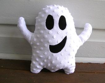 Ghost Plush Toy Pattern, Plushie Pattern, Softie Toy, Halloween Pattern,