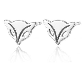 Ear plug Fox 925 Silver