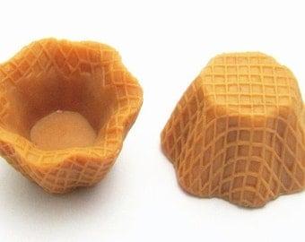 Fimo ice cream ice cream cone
