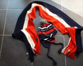 Tommy hilfiger CAP and scarf