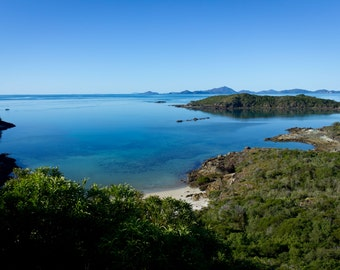Whitehaven Paradise, Whitsundays, Whitsunday Island, Photography Fine ART print
