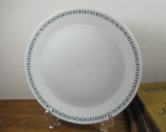 Vintage Saturn China Small Plate - Pattern 3918