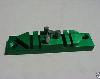 Jewellery making Wire Bender Rounding Shaping Jig Tool Craft