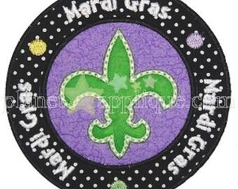 Mardi Gras Shirt, Girls Mardi Gras shirt, Boys Mardi Gras shirt, Mardi Gras Seal