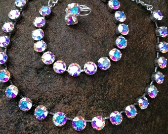 Swarovski jewelery set
