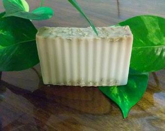 Vanilla Oats and Shae Butter Organic Soap