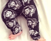 stylish baby clothes, hipster baby clothes, modern baby clothes, baby boy clothes, organic baby, organic baby clothes, black and white lion
