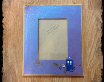 Doctor Who Themed Frame