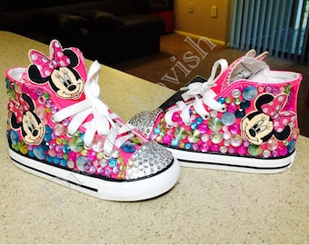 Minnie Mouse Converse sneakers