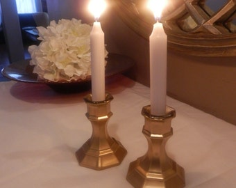12  wedding centerpiece, wedding gold candlesticks , gold wedding decorations