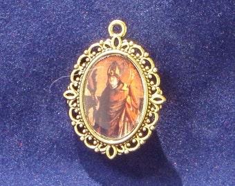 Saint Elmo Religious Medal