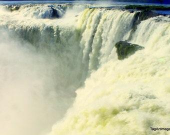 The Devil's Throat - Iguazu Falls, Argentina