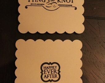 Wedding Tags Get 48 Tags Get Extra 10 Tags FREE