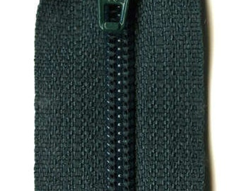 YKK Nylon Coil Zippers - 14""