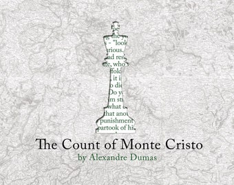 Count of Monte Cristo Poster Print