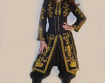 Renaissance Medieval Costume Pirates of the Caribbean The Elizabeth Swann  4xl/5xl