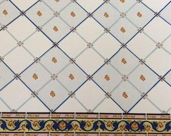 Tile Flooring Sheet