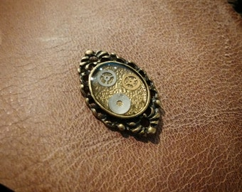 Handmade Loose Watch Parts Steampunk Bead