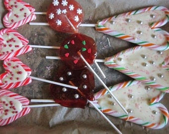 Hard Candy Lollies