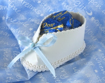Baby Bootie Party Favors - A Set of 12