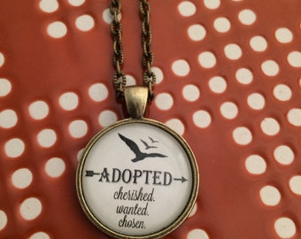 Adopted Necklace